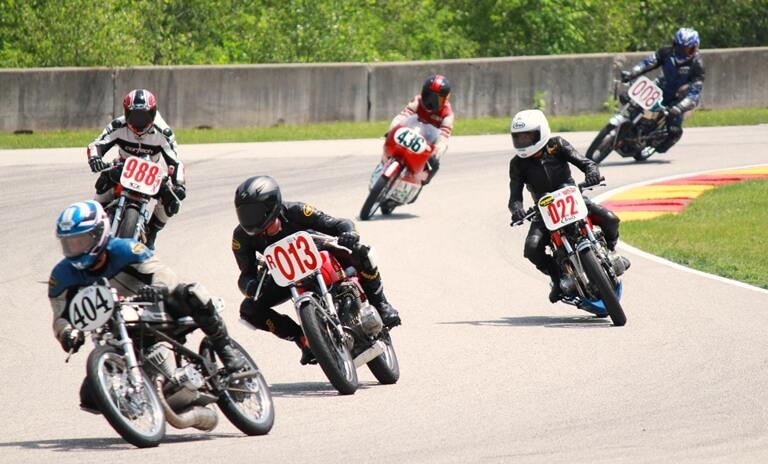 Rockerbox Motofest racers