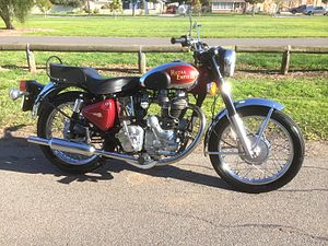 2002 Royal Enfield Bullet 500