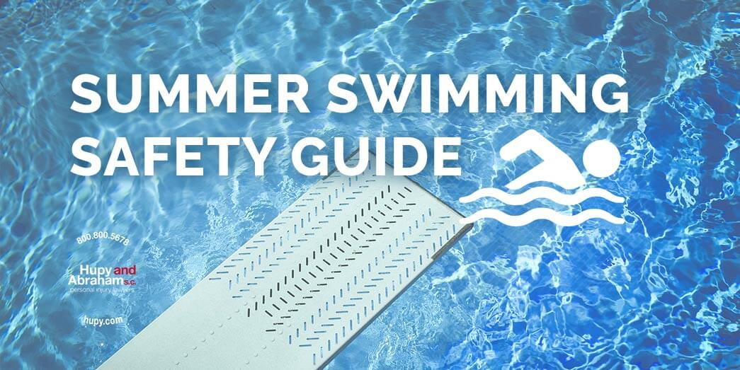 Everything you need to know about swimming safety!