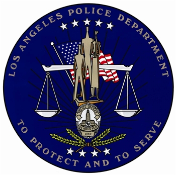 Los Angeles Police Department logo