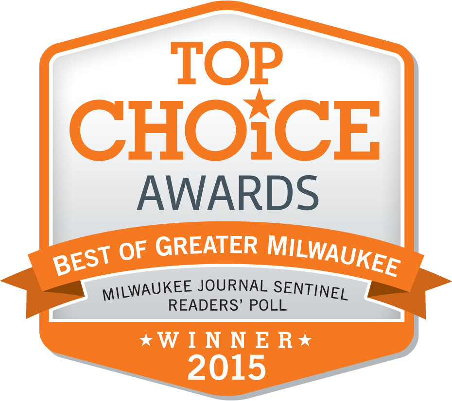 Top Choice Award logo 2015