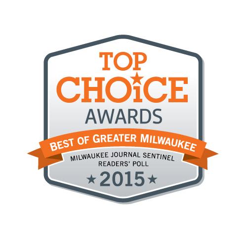 Top choice awards 2015 logo