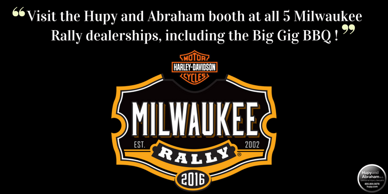 Join Hupy and Abraham at the 2016 Milwaukee Rally