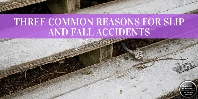 Your recovery may depend on knowing the cause of your own fall injury
