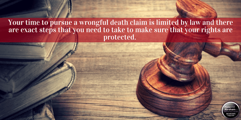 It's important to understand the legal foundation for your wrongful death claim