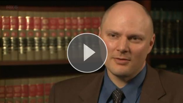 Attorney Todd Korb in the news about case where a county sheriff deputy crashed into his client