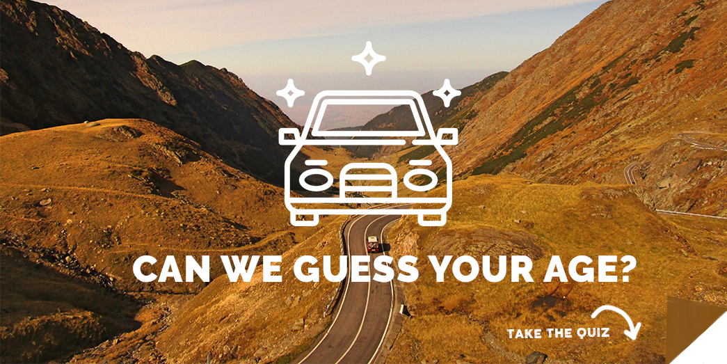 Take This Quiz And We'll Guess Your Age Based On These Questions About Driving