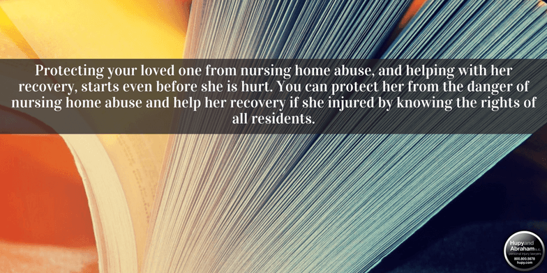 Use all your resources to win your nursing home negligence or abuse claim