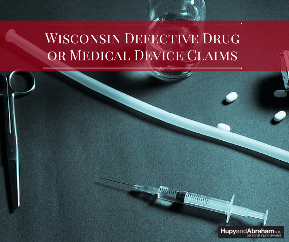 Dangerous Drugs and Defective Medical Devices