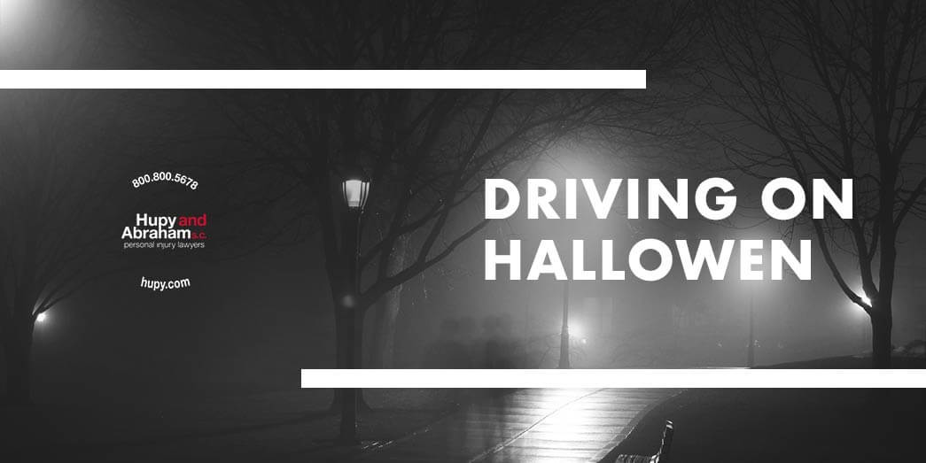 Drunk driving accidents increase each Halloween - here are some tips to keep you and your loves ones safe!