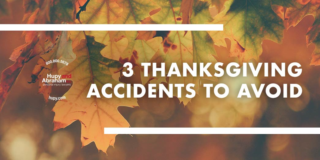 Thanksgiving Accidents To Avoid