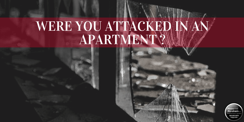 Your landlord may be legally responsible for a violent attack in your apartment