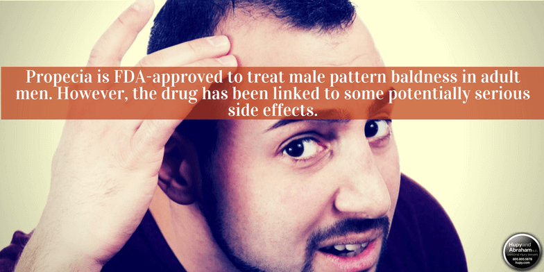 The hair loss drug Propecia has been linked to cancer and other serious side effects