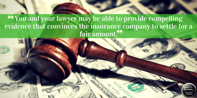 You may recover financial compensation for damages in a negligent security lawsuit