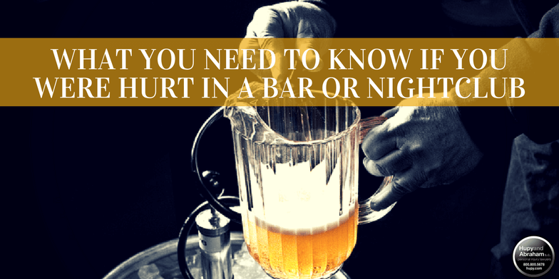 Did negligent security enable a violent incident at a bar or nightclub?