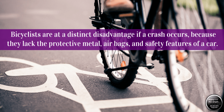 A fatal bicycle accident may give rise to a wrongful death lawsuit