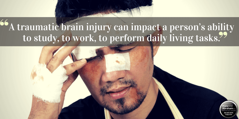 A head or brain injury due to negligent security can mean lasting disability