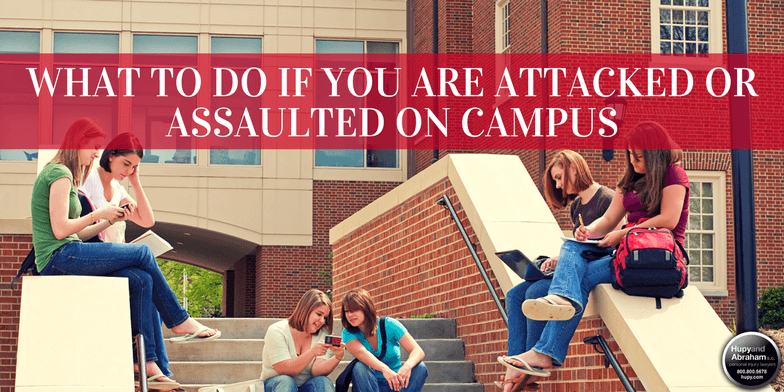 College campuses are often sites for assaults and violent crimes