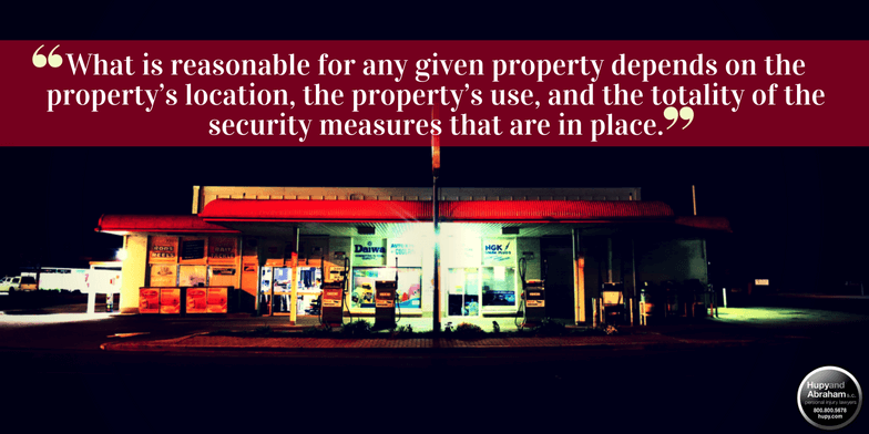 Learn the places where a negligent security attack is most likely to occur