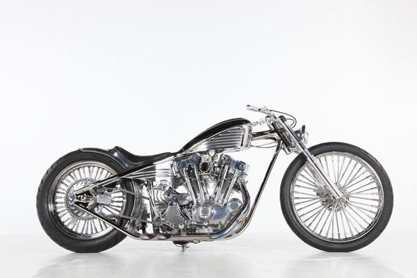 1st place AMD World Championship motorcycle