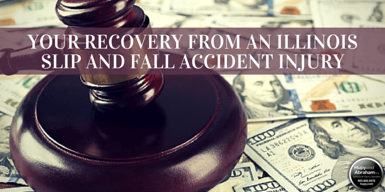 Your legal claim may be the only way to get fair compensation for your slip and fall accident