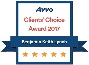 benjamin lynch client choice award