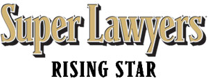 Brandon Derry Super Lawyers Rising Star