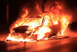 Burn injuries from a Wisconsin car accident can be deadly