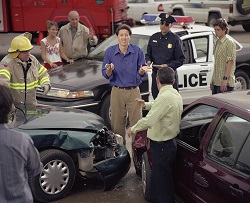 Maintain your composure and know what to do after a car accident