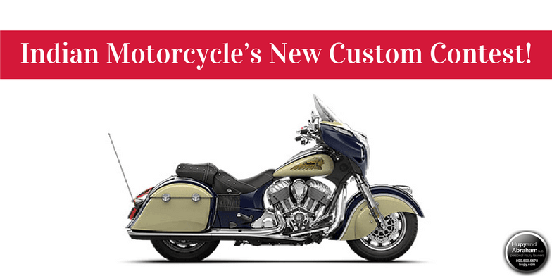 Indian Motorcycles New Custom Contest
