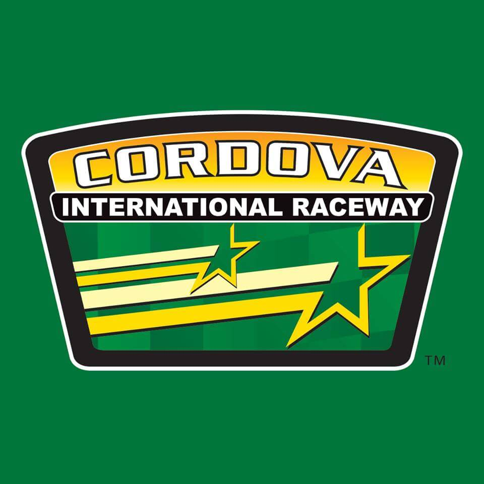 cordova international raceway logo
