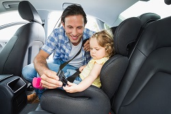 Properly installed car seats can prevent some serious injuries if a traffic accident occurs