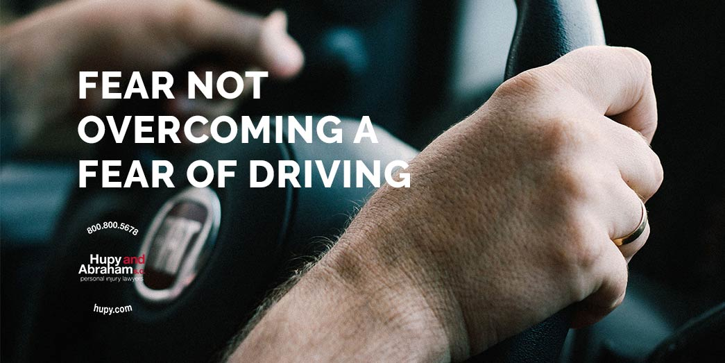 Fear Of Driving