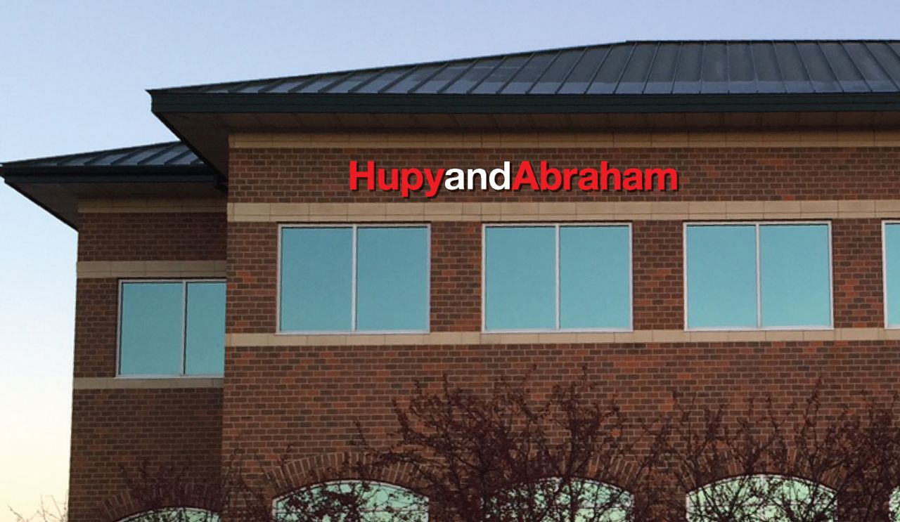 New hupy and abraham office in Des Moines