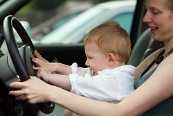 Know how to protect your child after a Wisconsin car crash