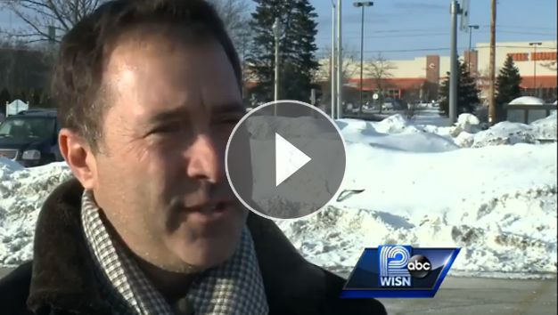 Attorney Jason Abraham speaking on the news about Gun Range Reopening