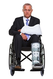 Illinois car accidents can easily result in bone fractures