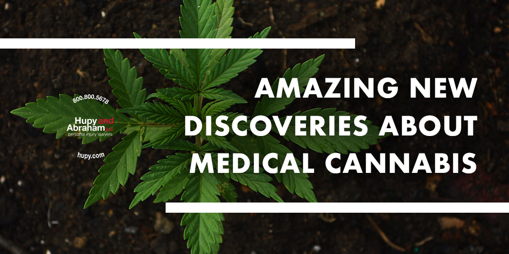 Image Representing Amazing New Discoveries About Medical Cannabis