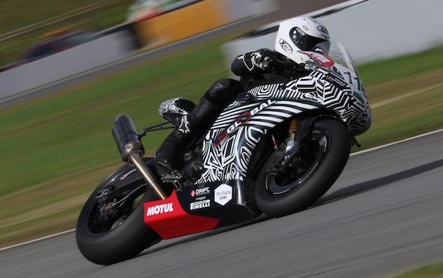 mark miller EBR racing