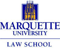 Marquette Univeristy Law School logo