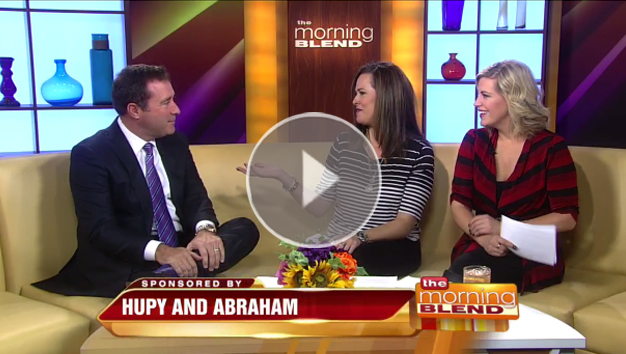Attorney Jason Abraham Visits The Morning Blend