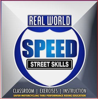 Real world speed street skills