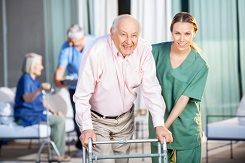 Plan wisely for the nursing home care your friend or relative will receive in the nursing home