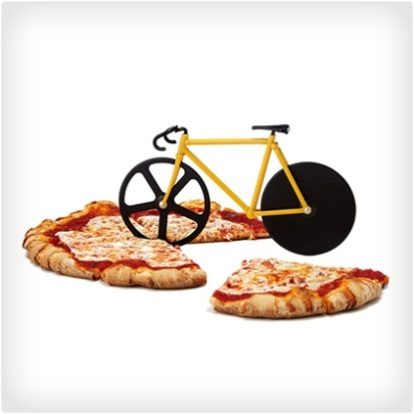 Novelty Bicycle Pizza Cutter