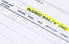 A police report may help you get a recovery for your car accident injuries, but you still require legal counsel