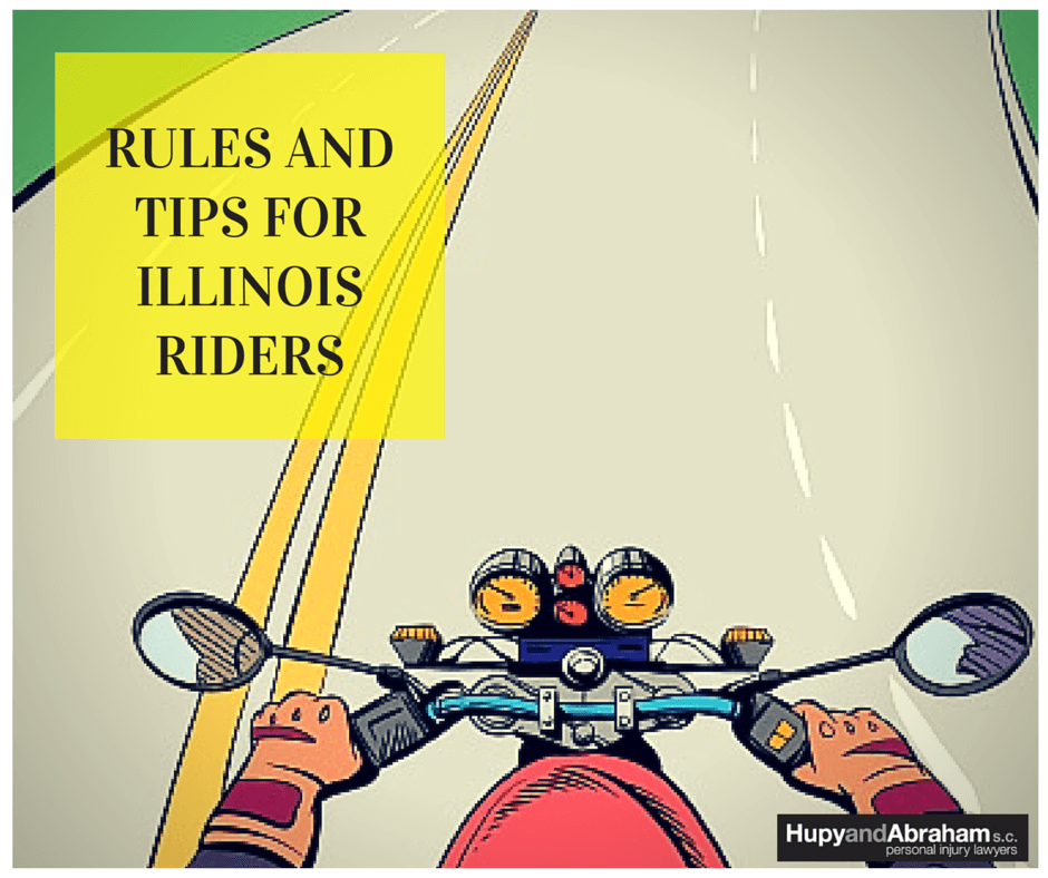 Prepare yourself against Illinois motorcycle accidents before you go on the road
