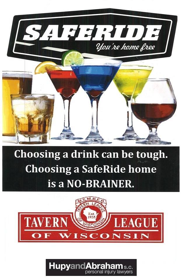 safe ride poster