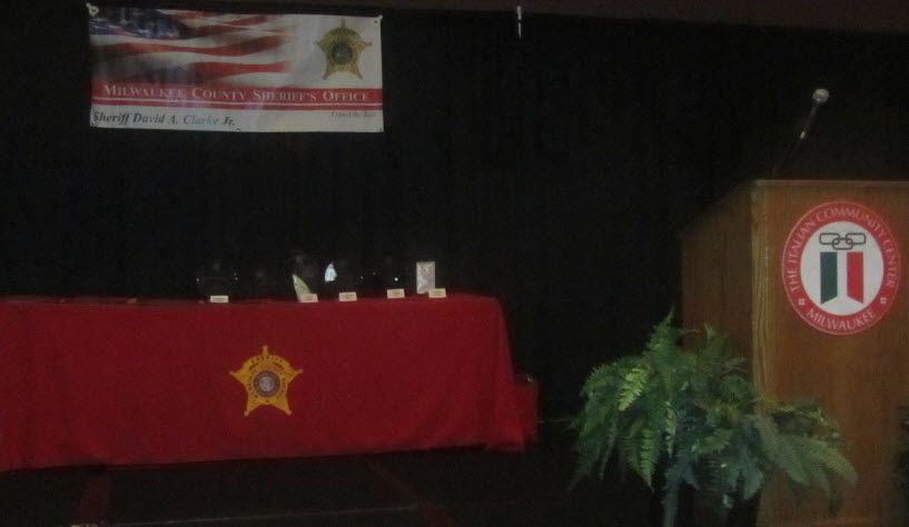 Milwaukee County Sheriff's Awards Ceremony