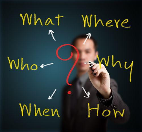 Avoid asking certain questions that should be asked only by a Milwaukee personal injury lawyer.