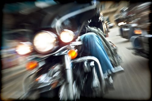Using your headlights may help to prevent a Madison motorcycle crash.